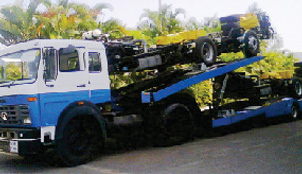 CHASSIS CARRIER